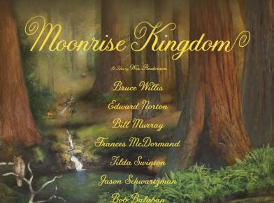 Moonrise Kingdom Movie Poster