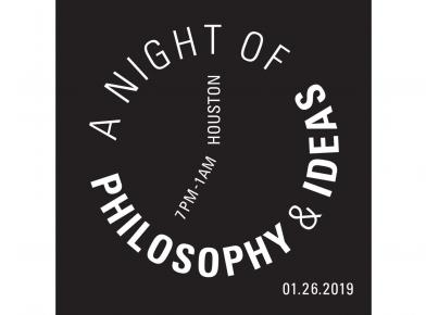A Night of Philosophy and Ideas