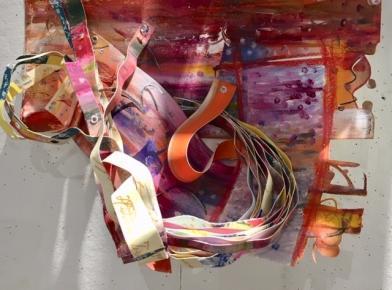 VADA art pop-up exhibits