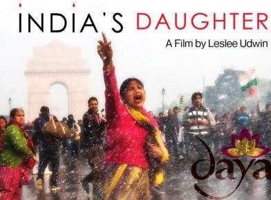 INDIA'S DAUGHTER screening at Rice Cinema