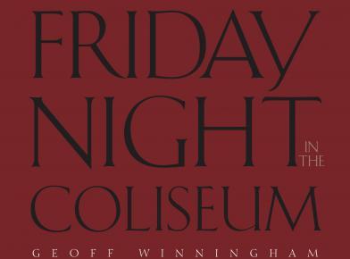Friday Night in the Coliseum by Geoff Winningham