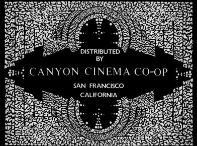 Special LowFi presentation of Canyon Cinema 16mm film selections