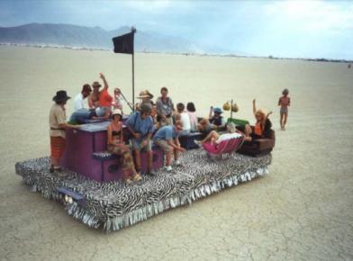 Low-Fi: Burning Man Tapes