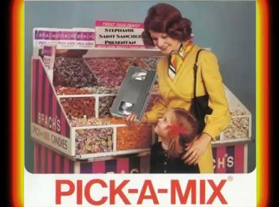 Low-Fi: Pick-A-Mix VHS Goodie Bag (virtual event)