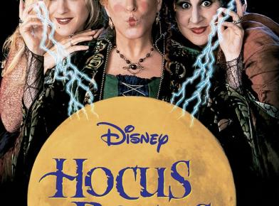 HOCUS POCUS presented by Rice Cinema