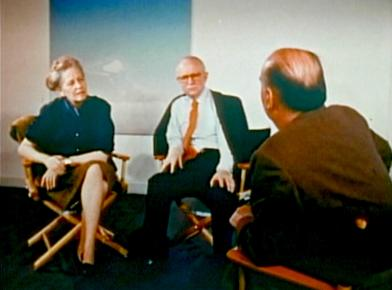 Screening of rare archival footage of Roberto Rossellini speaking at Rice Media Center