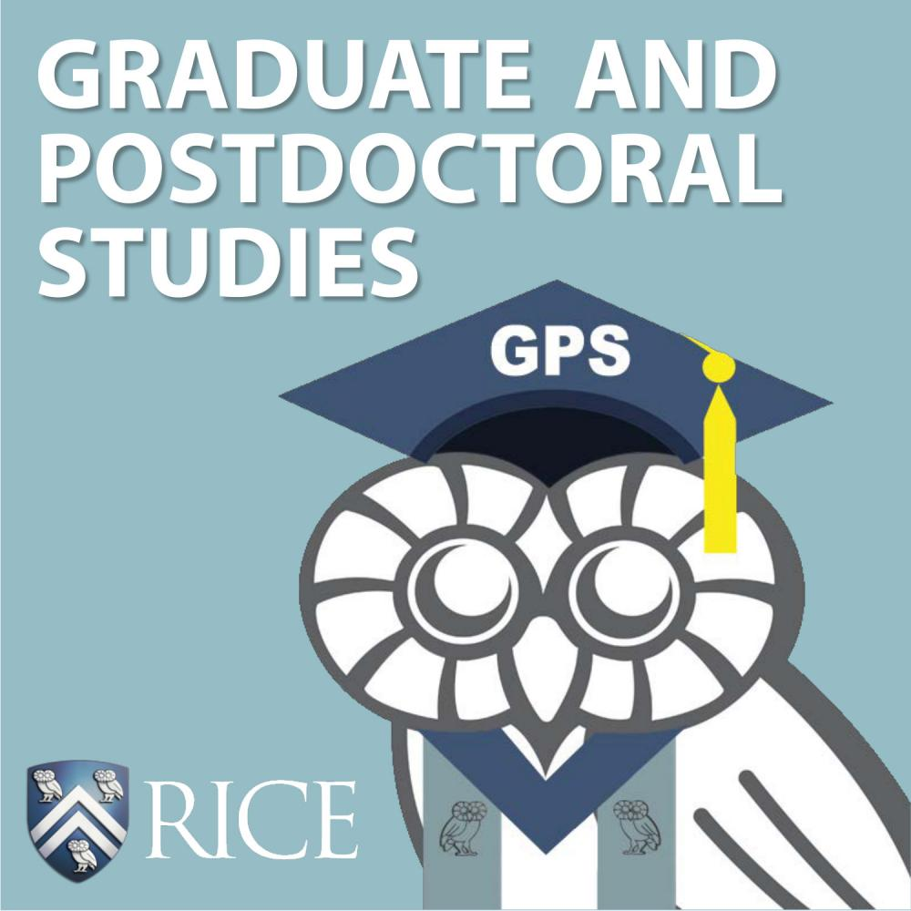 Graduate and Postdoctoral Studies