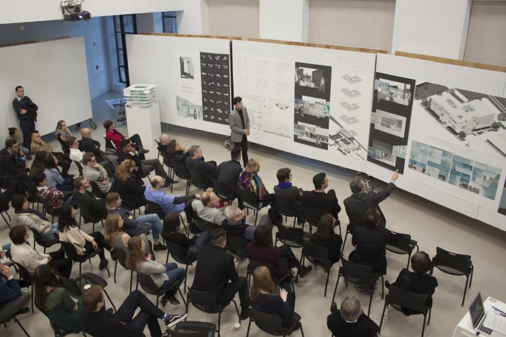 Rice Architecture Thesis Reviews
