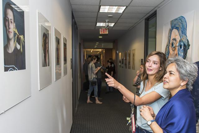 FOTO 310 Exposed: Student Work from Fall 2018!