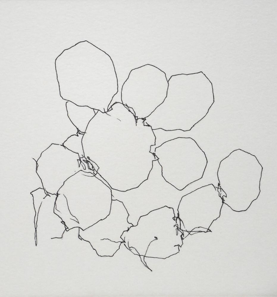 Works on Paper 2009-2019 by Randall McCabe