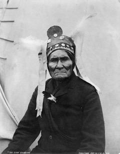 """""""Once I Moved Like the Wind: Geronimo's Final Surrender"""" - Work in progress"""