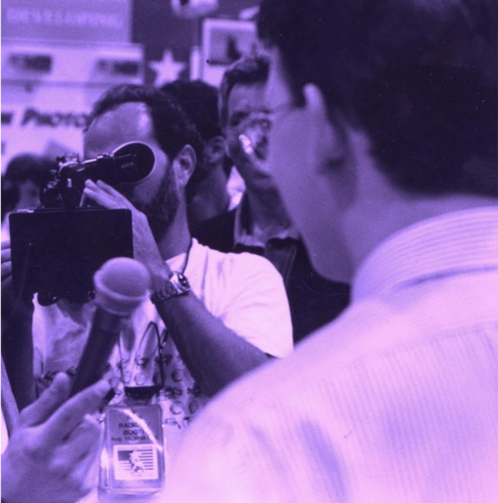 Low-Fi: Kirston Otis presents Laser Disc Political Madness