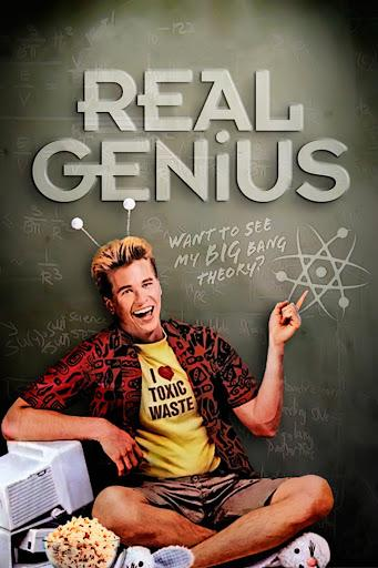REAL GENIUS outdoor screening