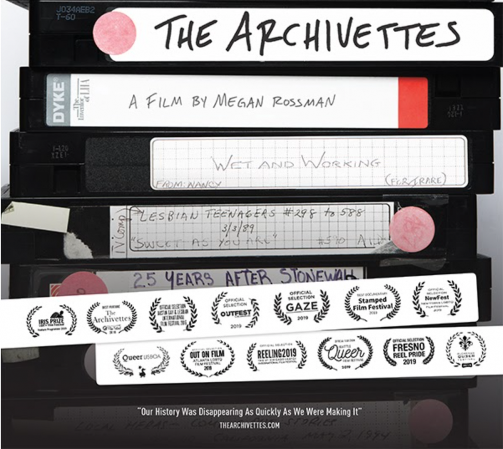 Low-Fi Presents: The Archivettes