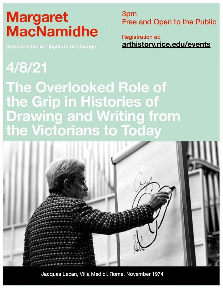 HART Public Lecture featuring Dr. Margaret MacNamidhe