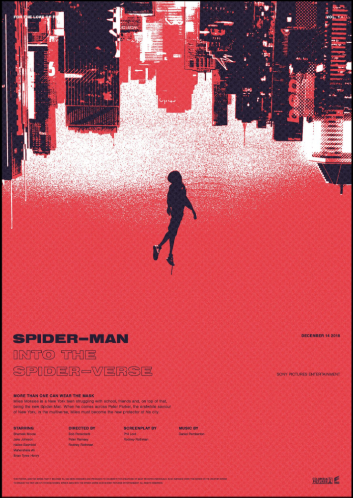 Rice Cinema Presents Spider-Man: Into the Spider-Verse