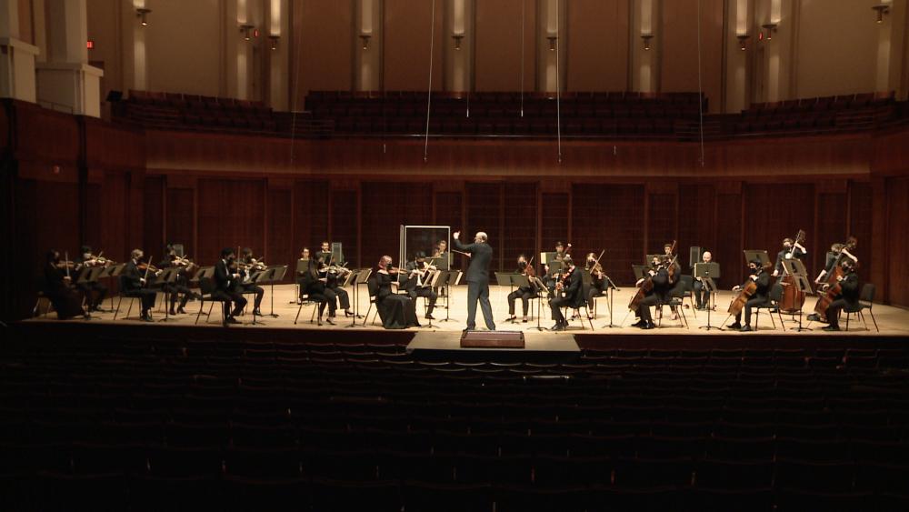 Shepherd School Orchestra Virtual Performance Series