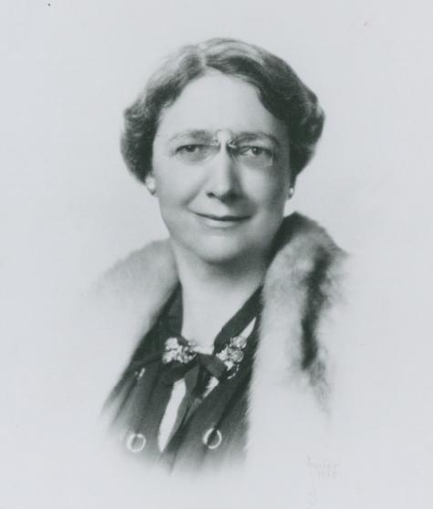 Sallie Shepherd Perkins, portrait, 1940.